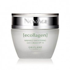 Oriflame Ecollagen Wrinkle Smoothing Day Cream SPF 15